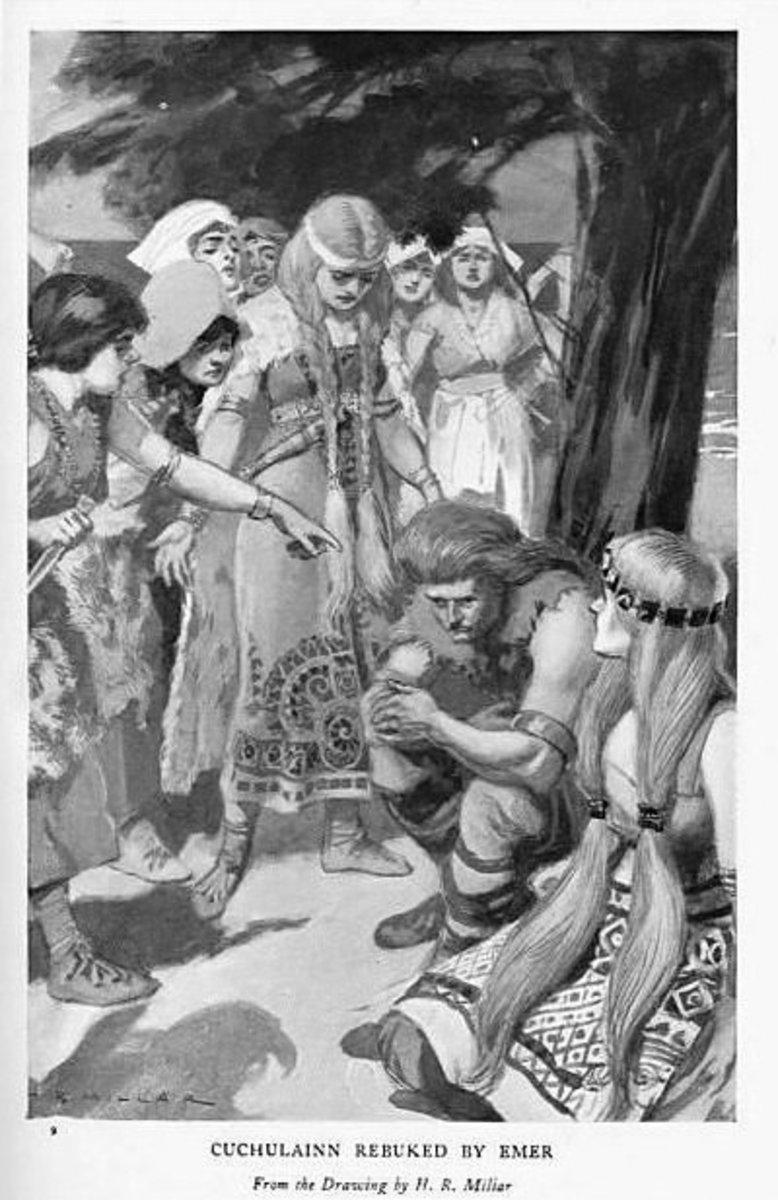 A Guide to Irish Folk Tales