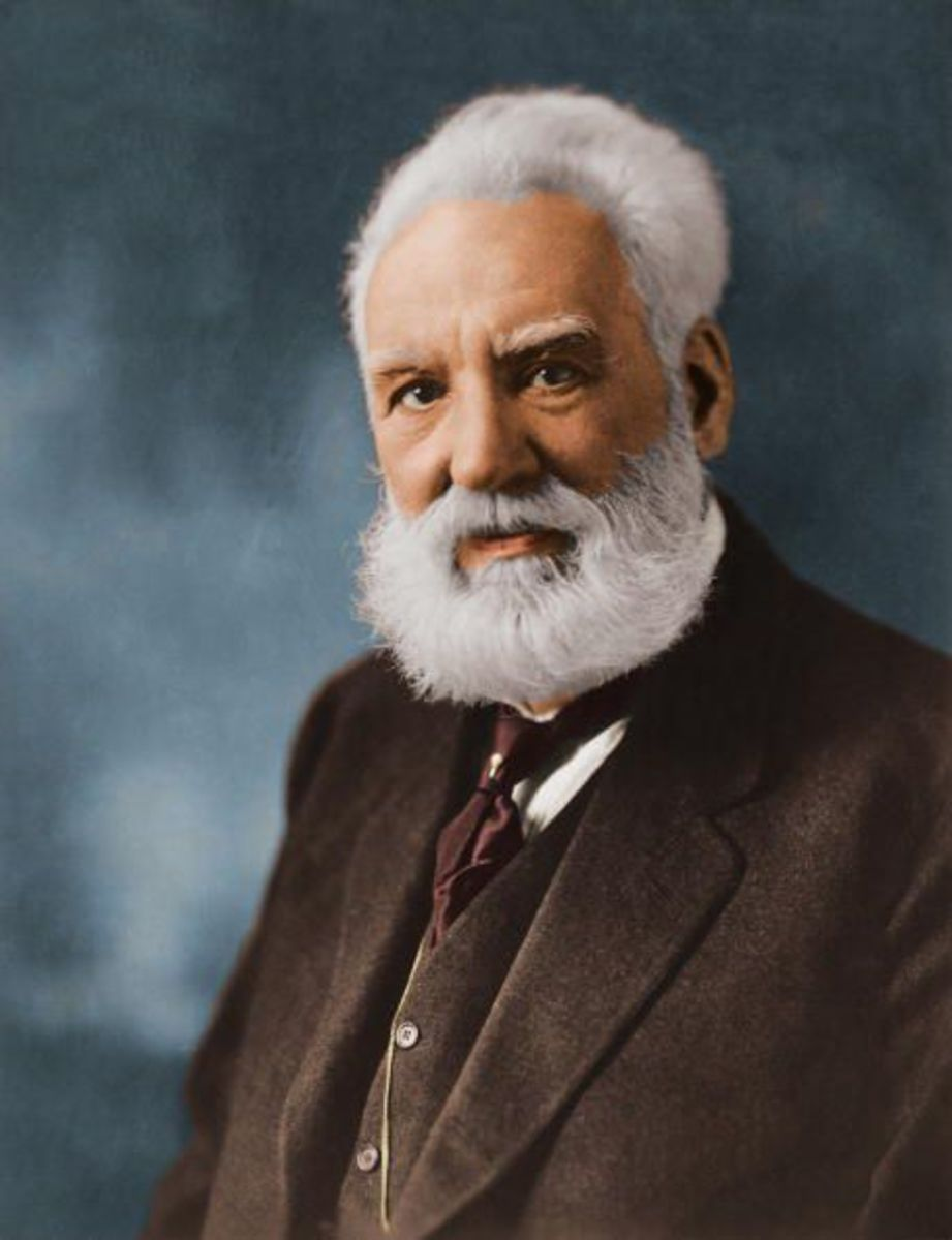 Alexander Graham Bell: Inventor of the Telephone and Teacher of the Deaf