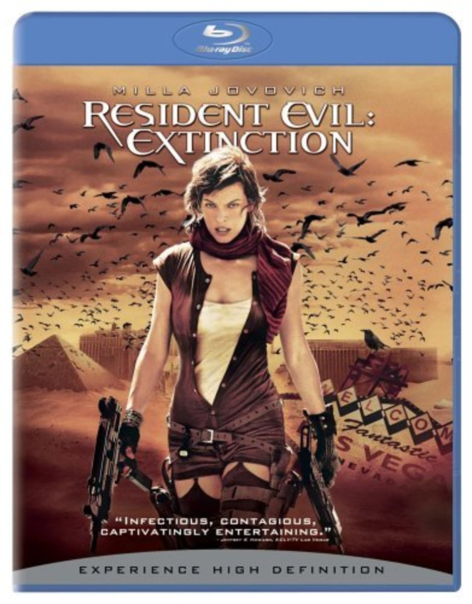 What Is The Best Resident Evil Movie A Fair Countdown To The