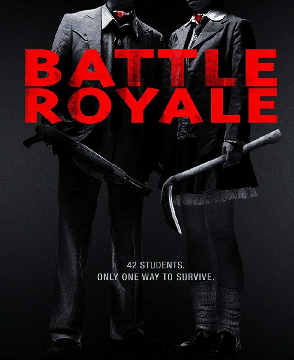 """Battle Royale"" Review: Killing The Next Generation"