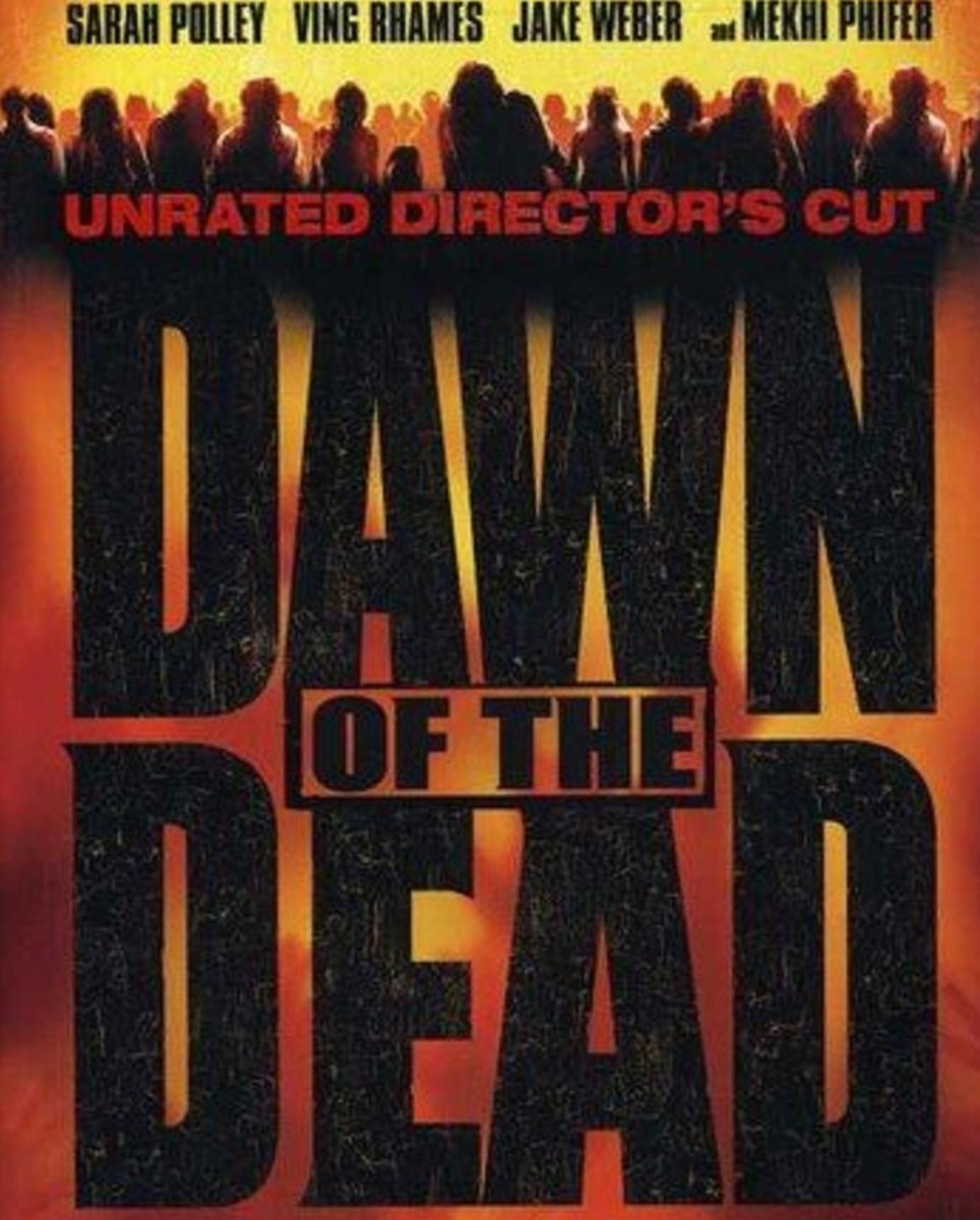 "Back to the Mall - ""Dawn of the Dead"" (2004) Review"