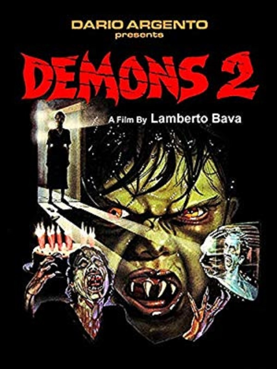"Television as the Devil - ""Demons 2"" Review"
