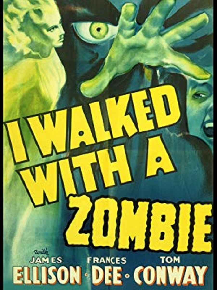 """""""I Walked with a Zombie"""" Review"""