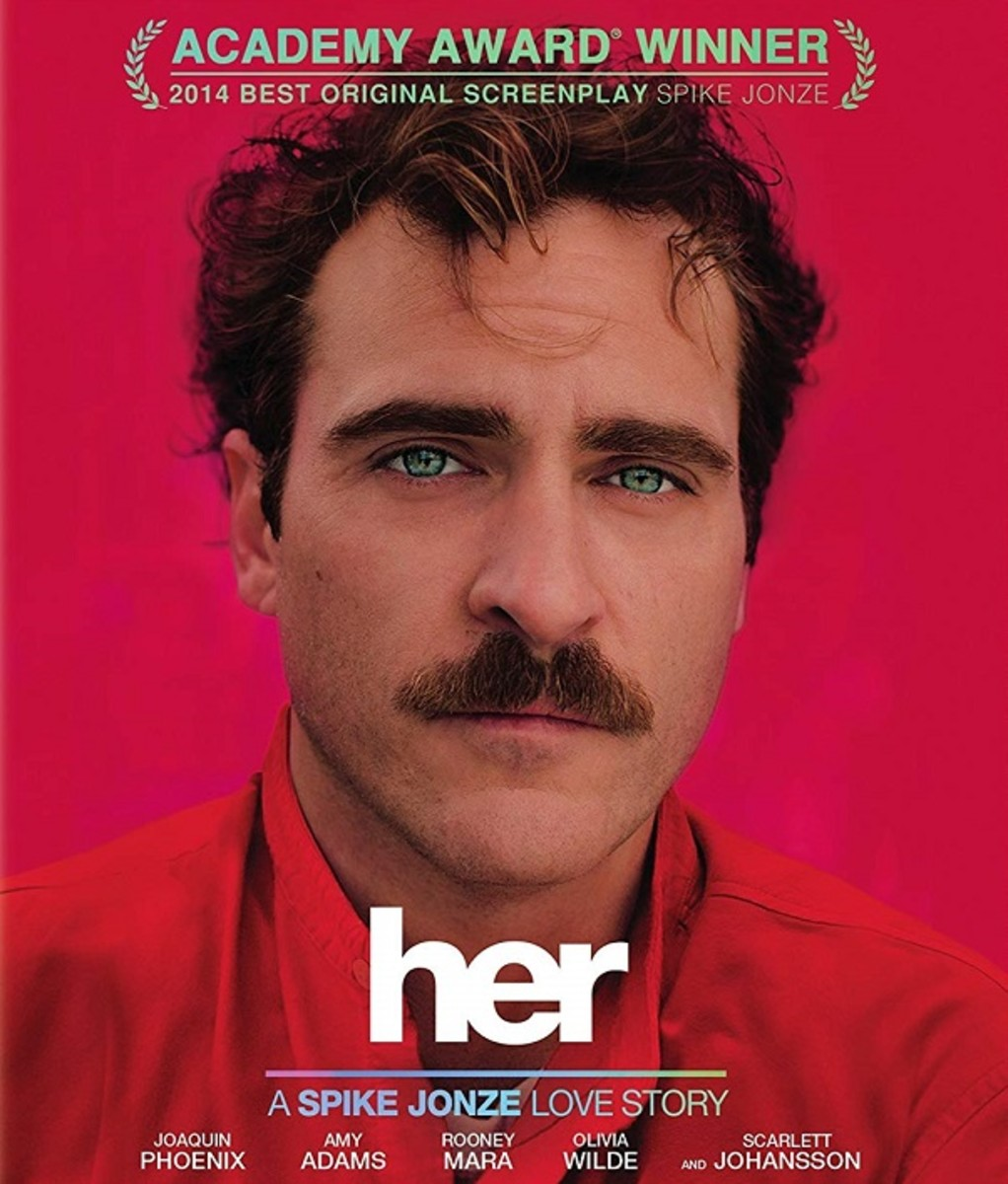 """Her"" Review: Loving Your AI"