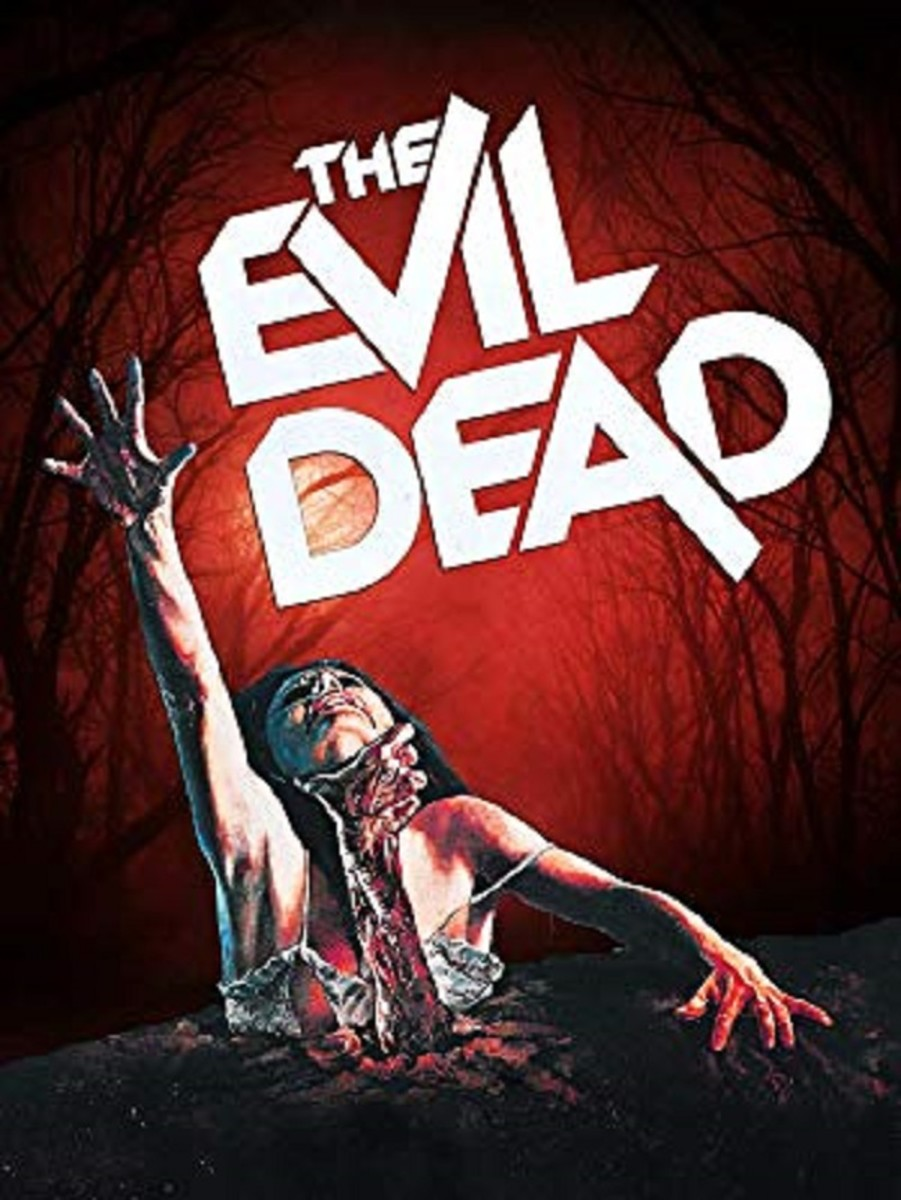 'The Evil Dead' (1981): Indie Horror's Rite of Passage ...