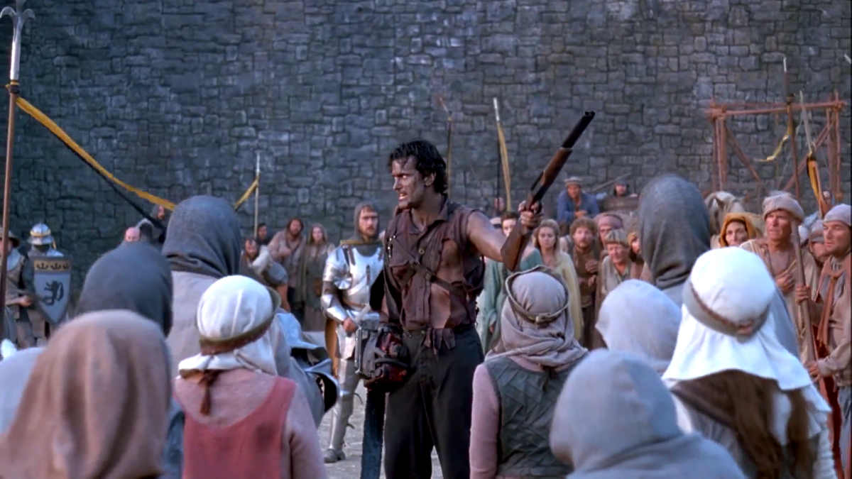 "Hail to the King, Baby! - ""Army of Darkness"" Review"
