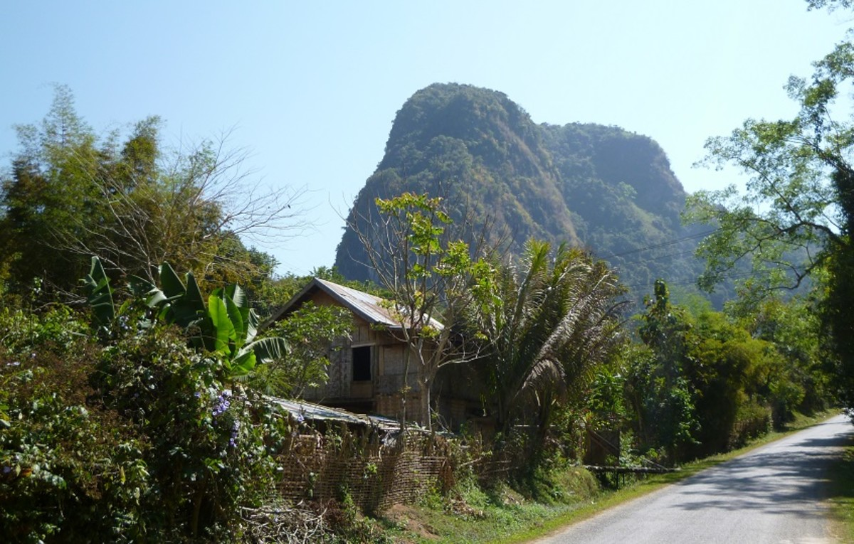 What to Do in Nong Khiaw, Laos
