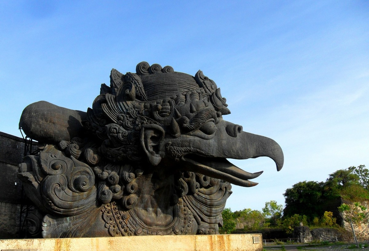 The Meaning and Origin of the Legendary Garuda
