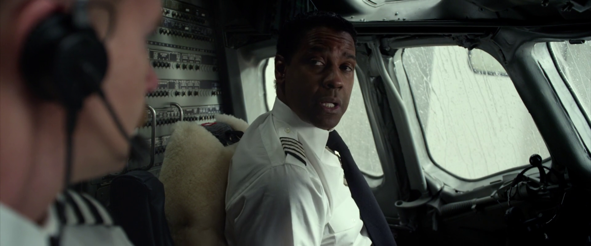 The Drunken Hero - 'Flight' Movie Review