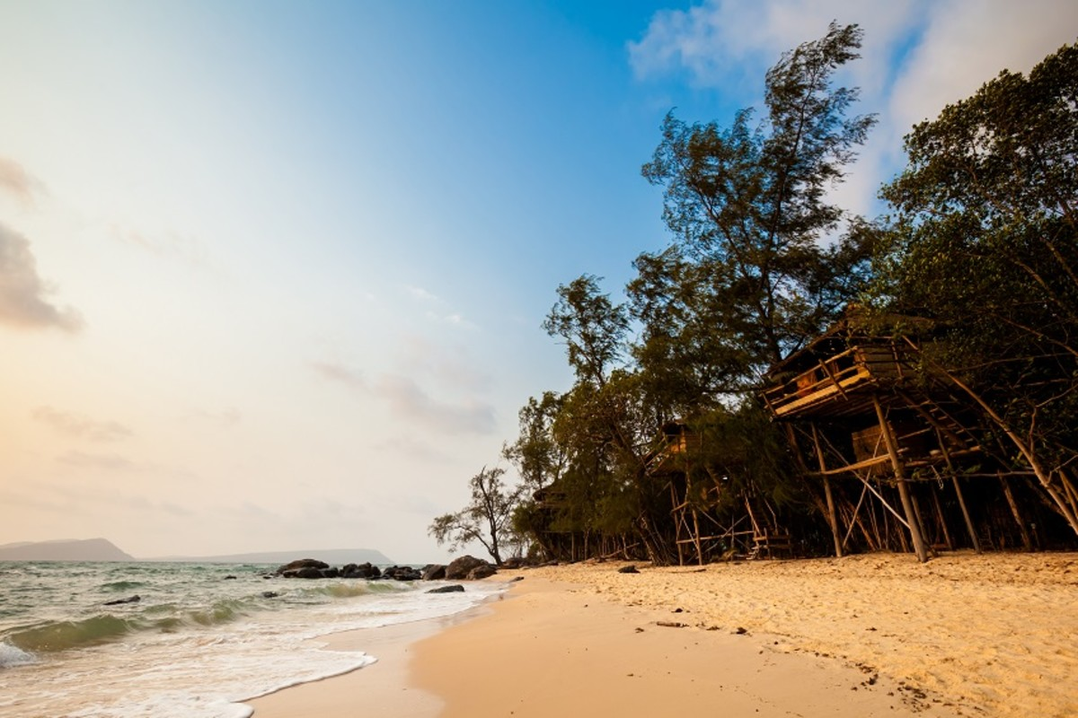 The Best and Most Beautiful Beaches in Cambodia