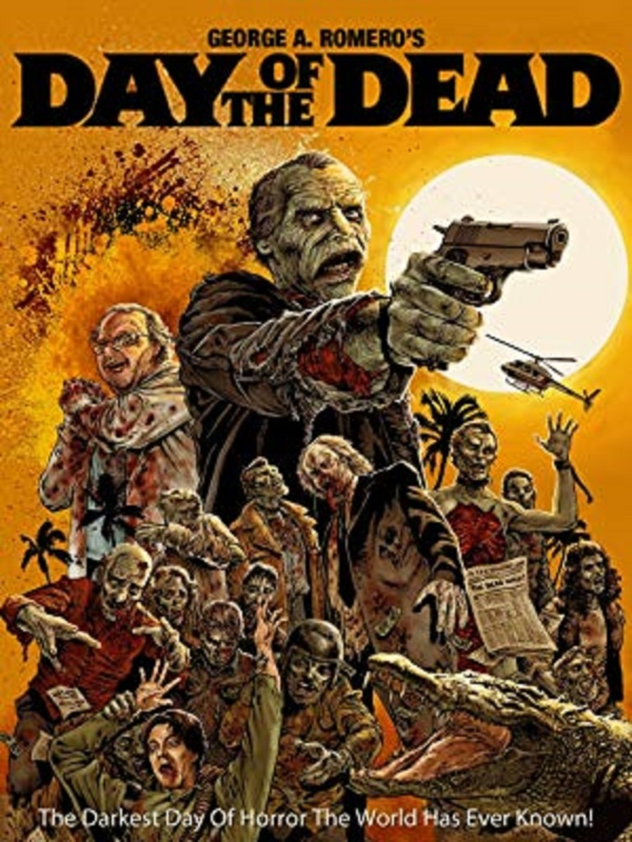 George A. Romero Zombie Movies - A Ranking
