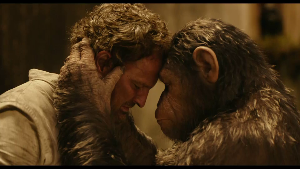 'Dawn of the Planet of the Apes' - Review