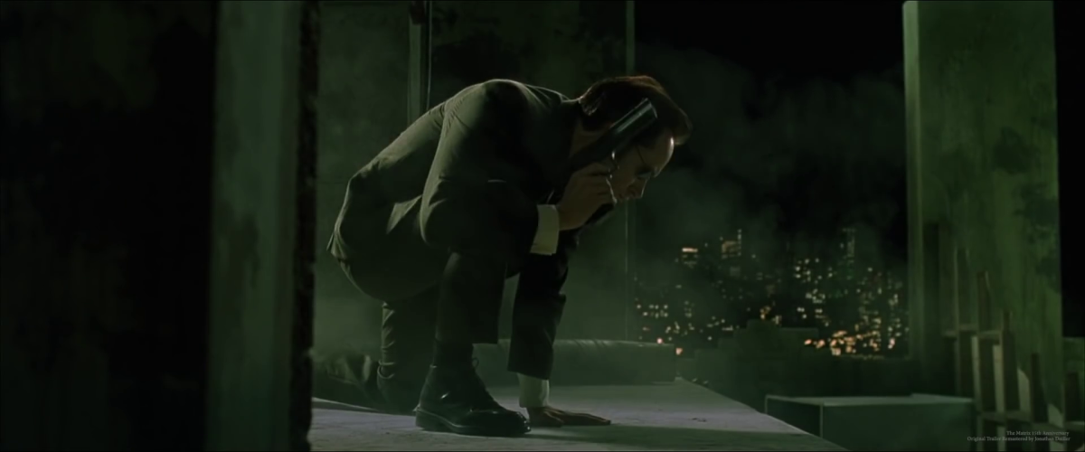 """Philosophy in Bullet Time - """"The Matrix"""" Review"""