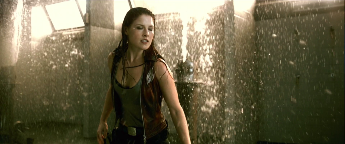 Resident Evil Afterlife Review Alice And Wesker Play Tag
