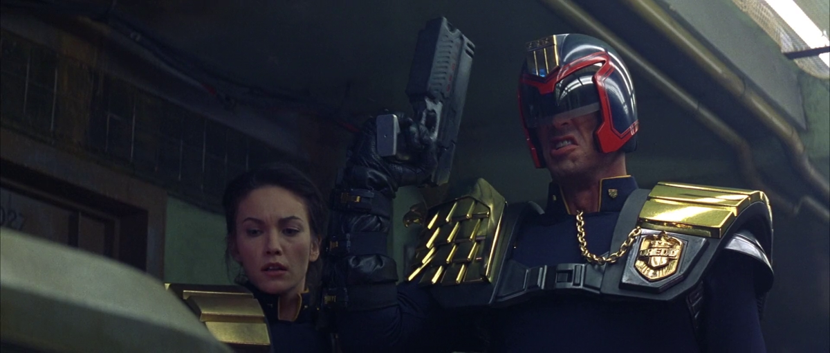 'Judge Dredd' Review – Stallone's Unpunished Face
