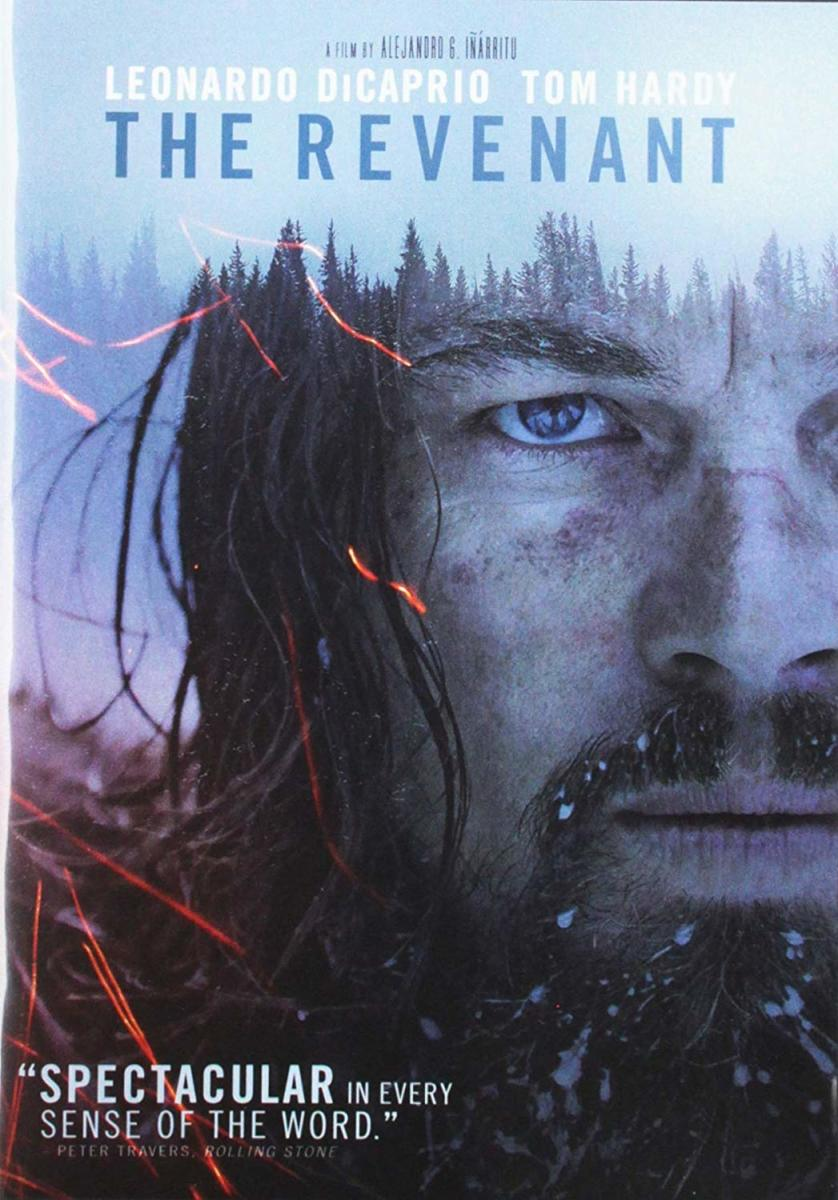 'The Revenant': When Men Began to Leave Their Mark