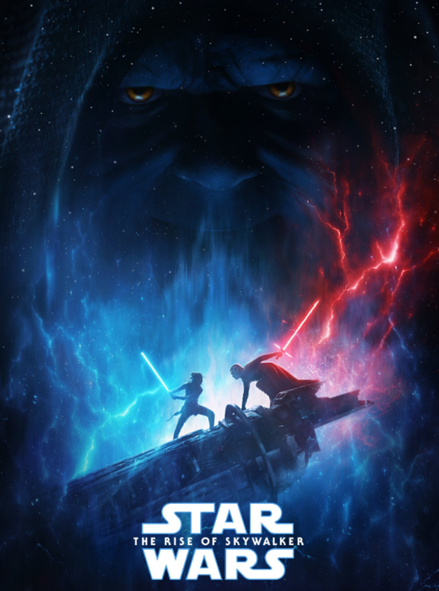 """""""Star Wars: The Rise of Skywalker"""" Review"""