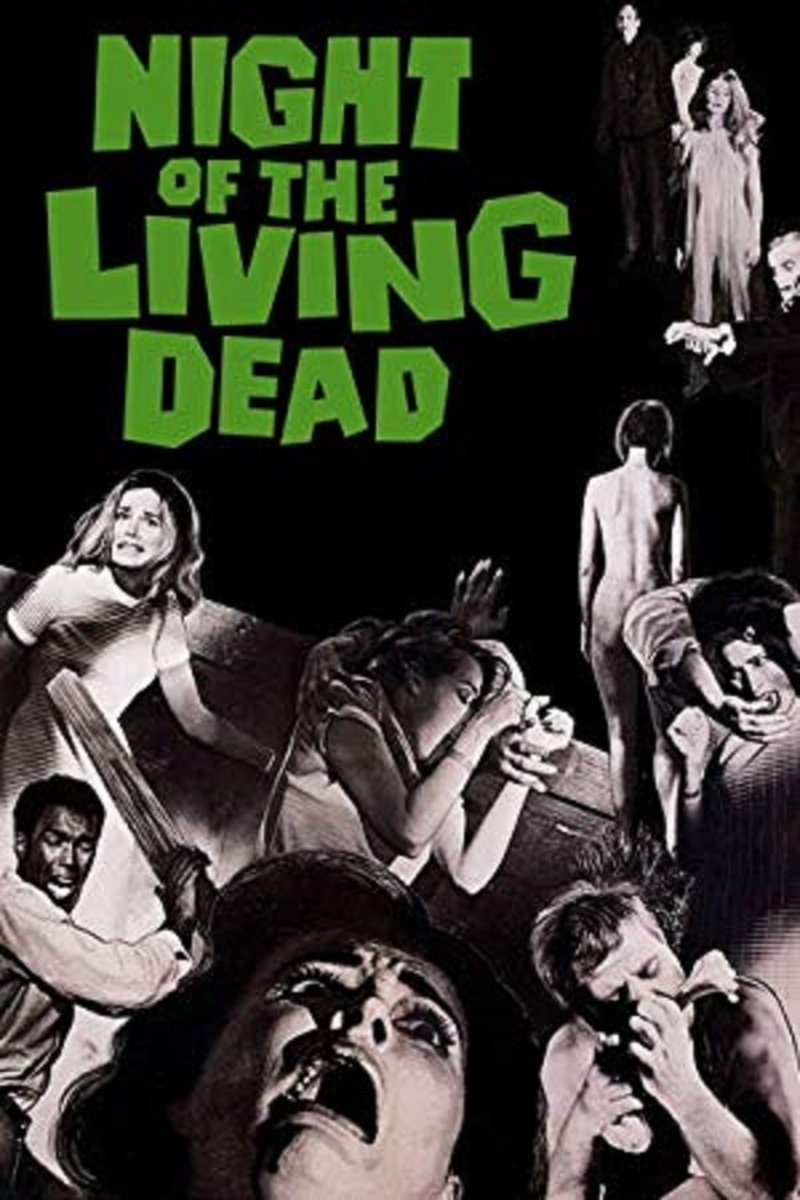'Night of the Living Dead' (1968) - Zombie Movie Review