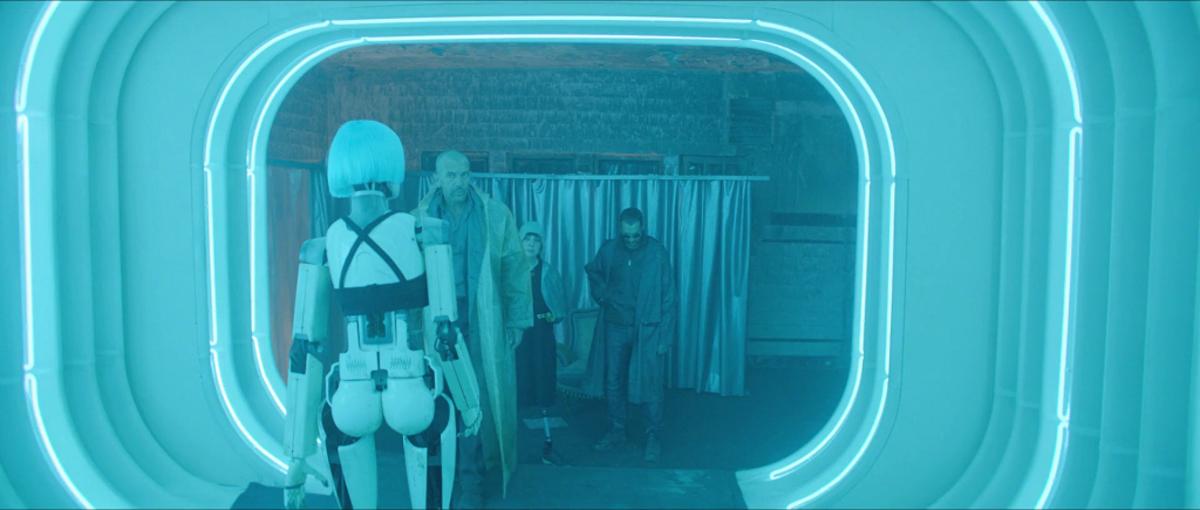 Automata - Banderas' Shy Sci-Fi