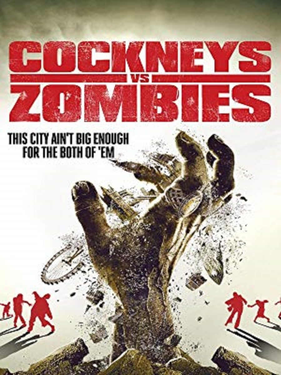 """Zombie London Localism - """"Cockneys vs Zombies"""" Review"""