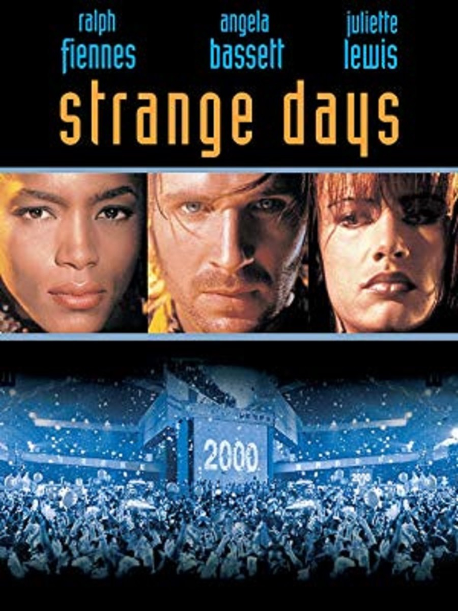 """""""Strange Days"""" Review - Reliving Death Memories"""