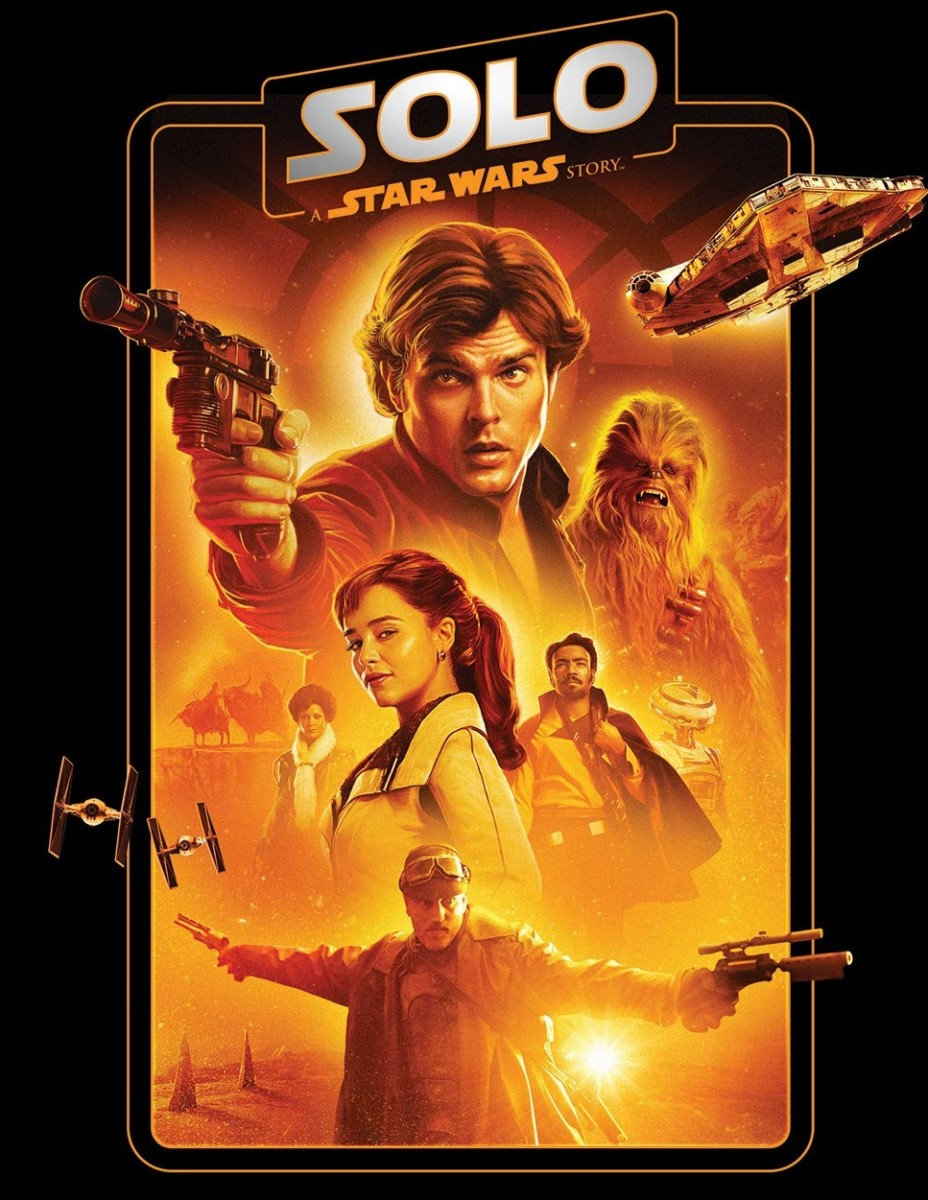 """""""Solo: A Star Wars Story"""" - Lucasfilm's First Bomb"""