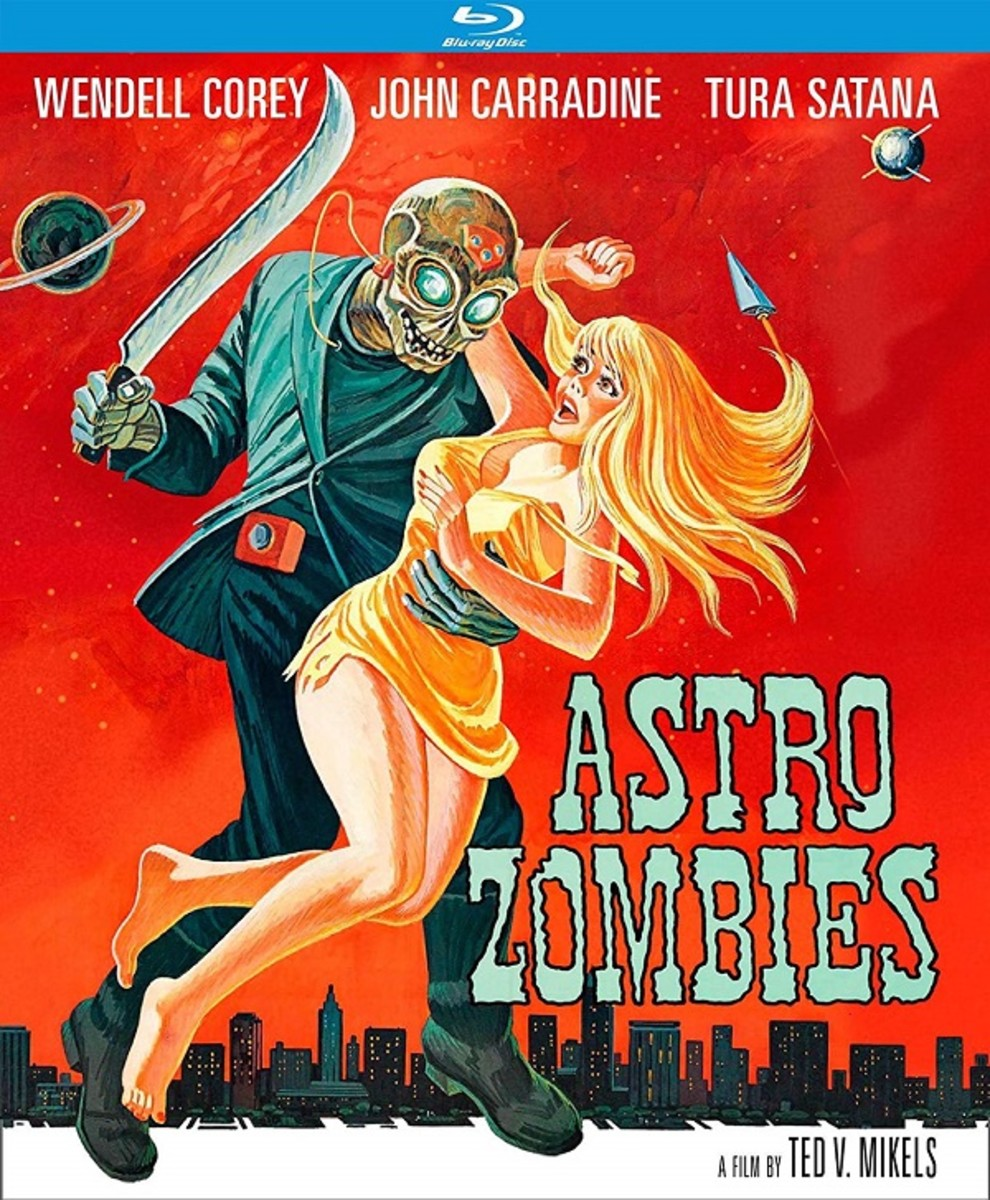 "Cold War Cinematic Garbage - ""The Astro-Zombies"" Review"