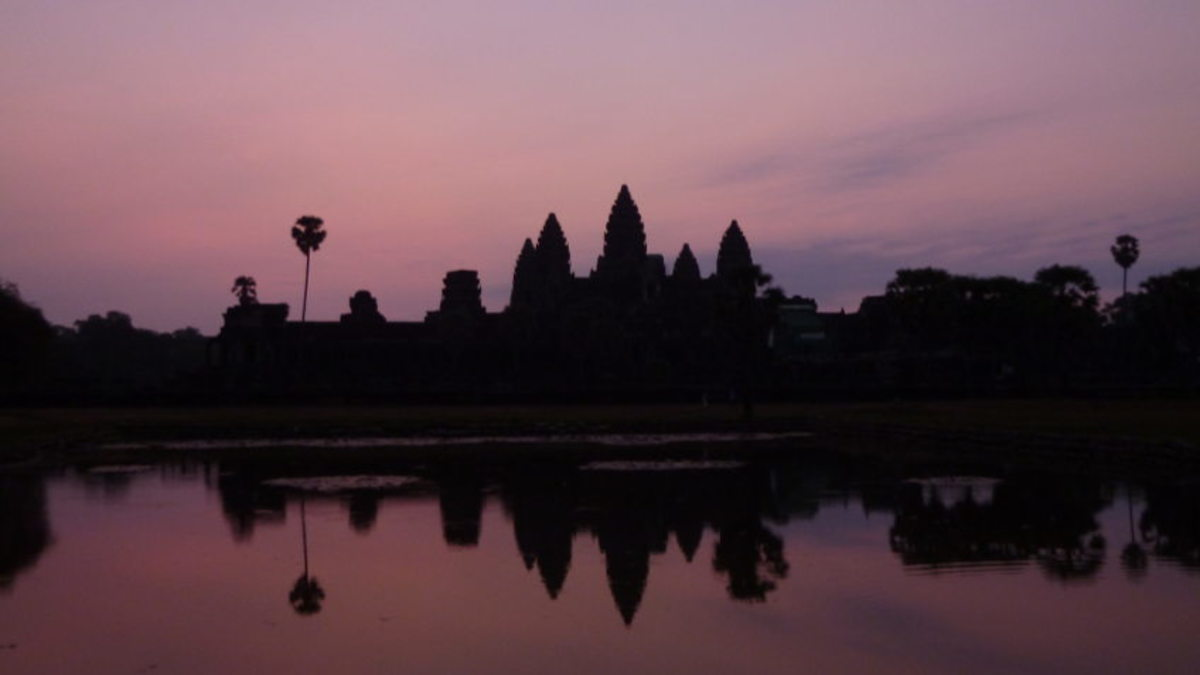 Visiting Angkor Wat and Surrounding Temples