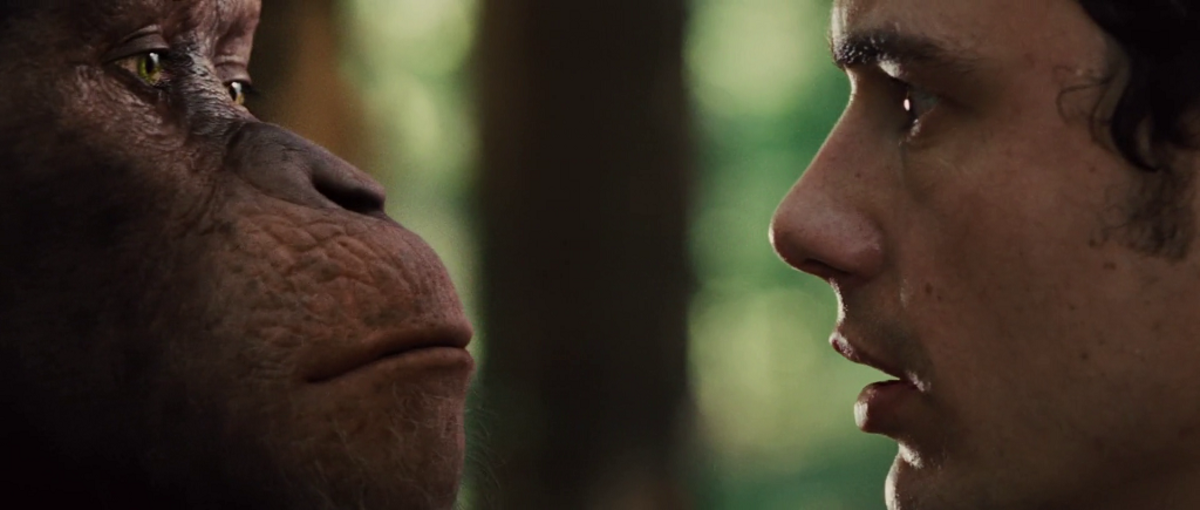 'Rise of the Planet of the Apes' - Movie Review