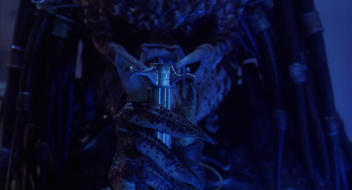 'Predator 2':The Worthiness of a Risky Sequel