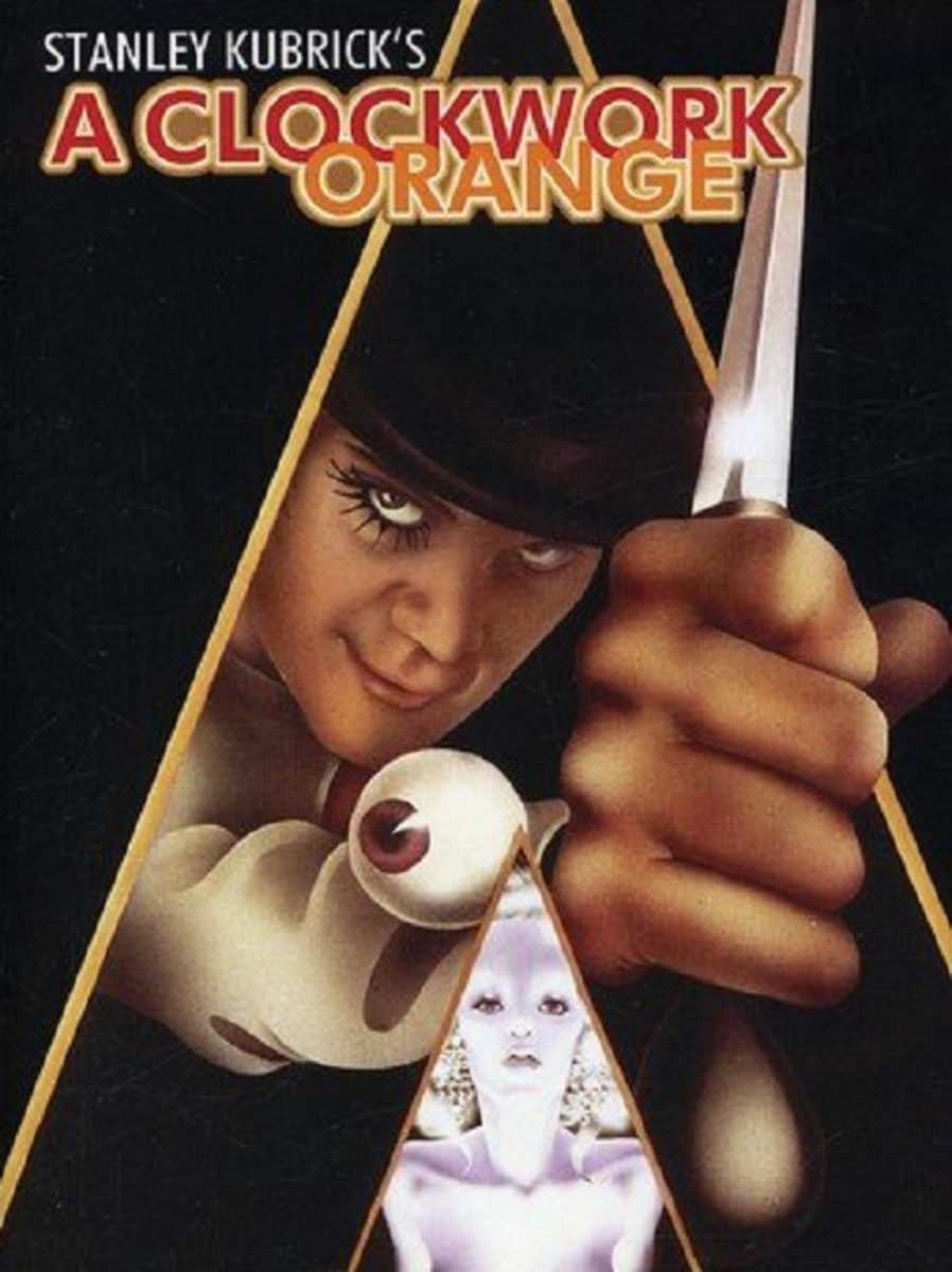 "Kubrick's Ludovico Treatment - ""A Clockwork Orange"" Review"