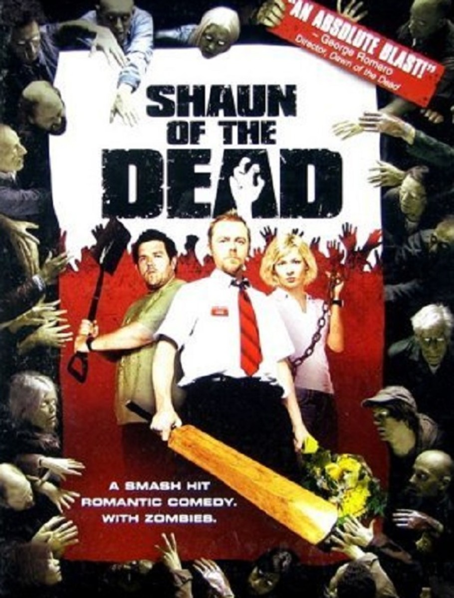 """""""Shaun of the Dead"""" Review"""