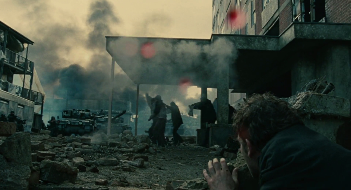 The Human Cultural Bloody Footprint: 'Children of Men' Review