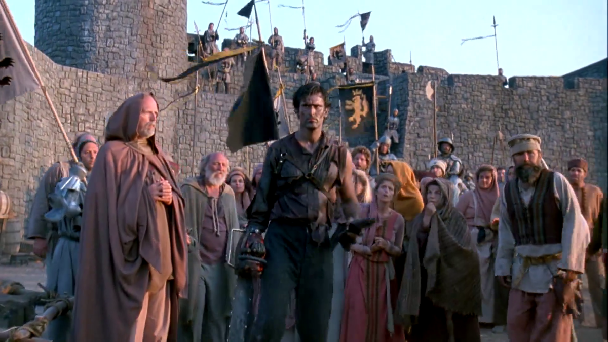 'Army Of Darkness' Review: The Medieval Dead