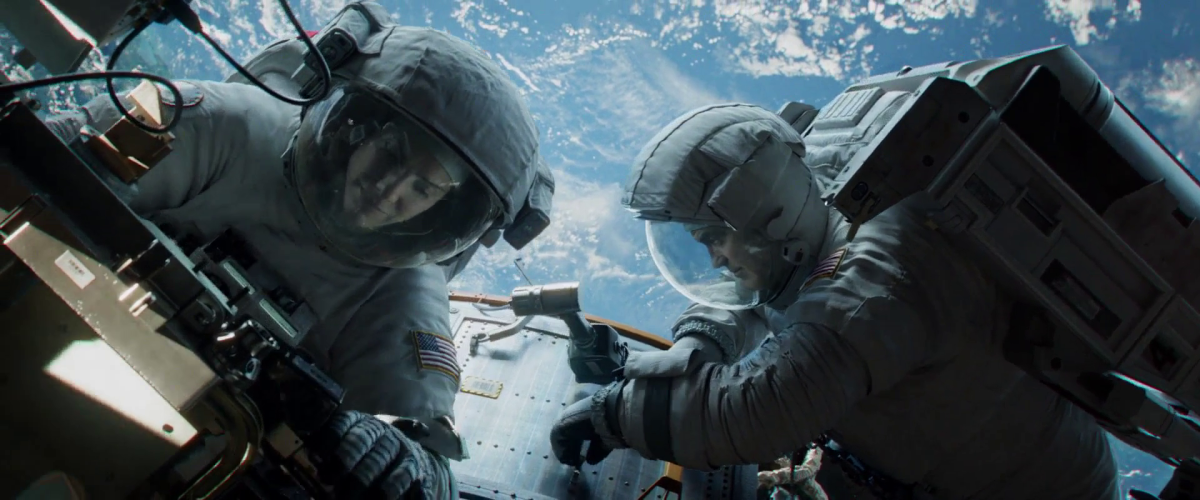 In Search of Grounded Tenacity - 'Gravity' Review