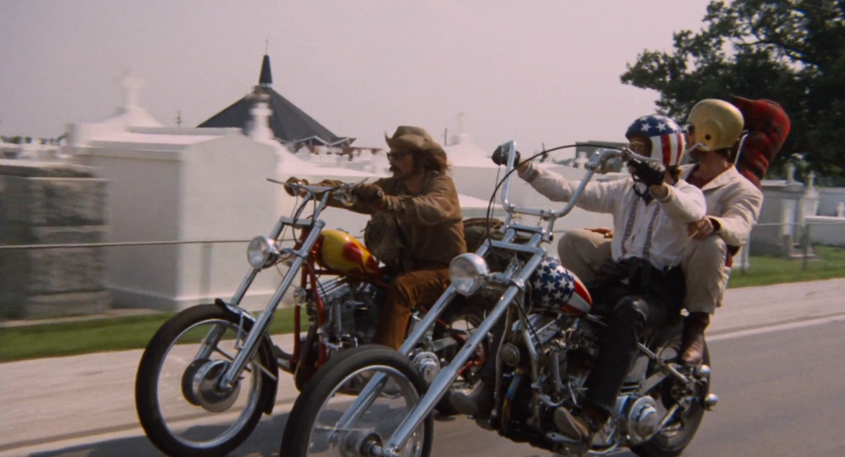 'Easy Rider' Movie Review