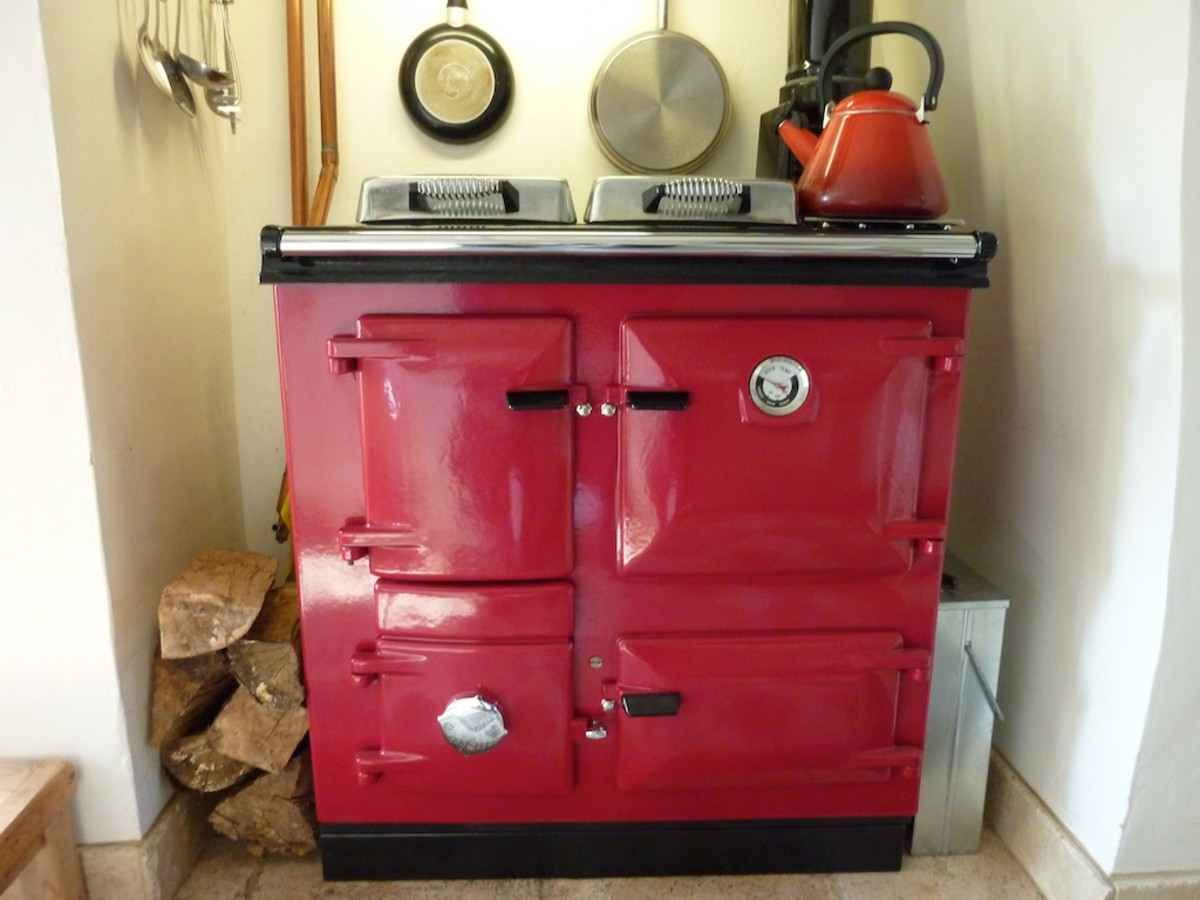 Range stoves for your kitchen: Rayburn v AGA cookers.