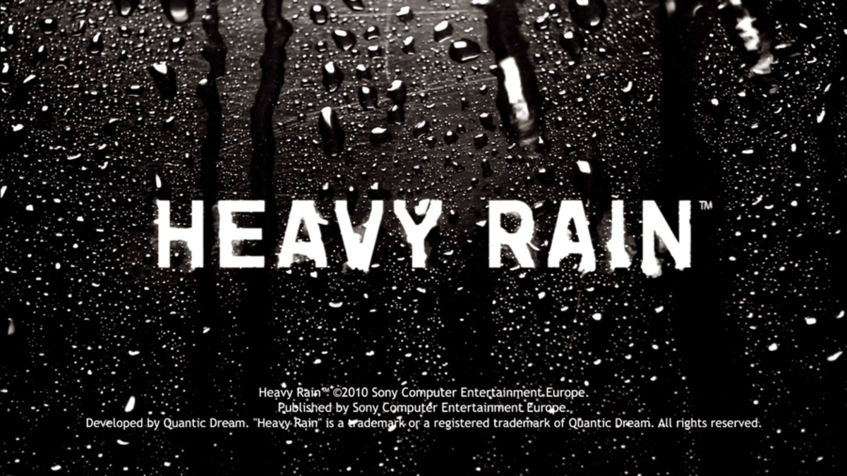 Heavy Rain Endings Guide - How to Get All Endings and How Many Are ... | 506x900