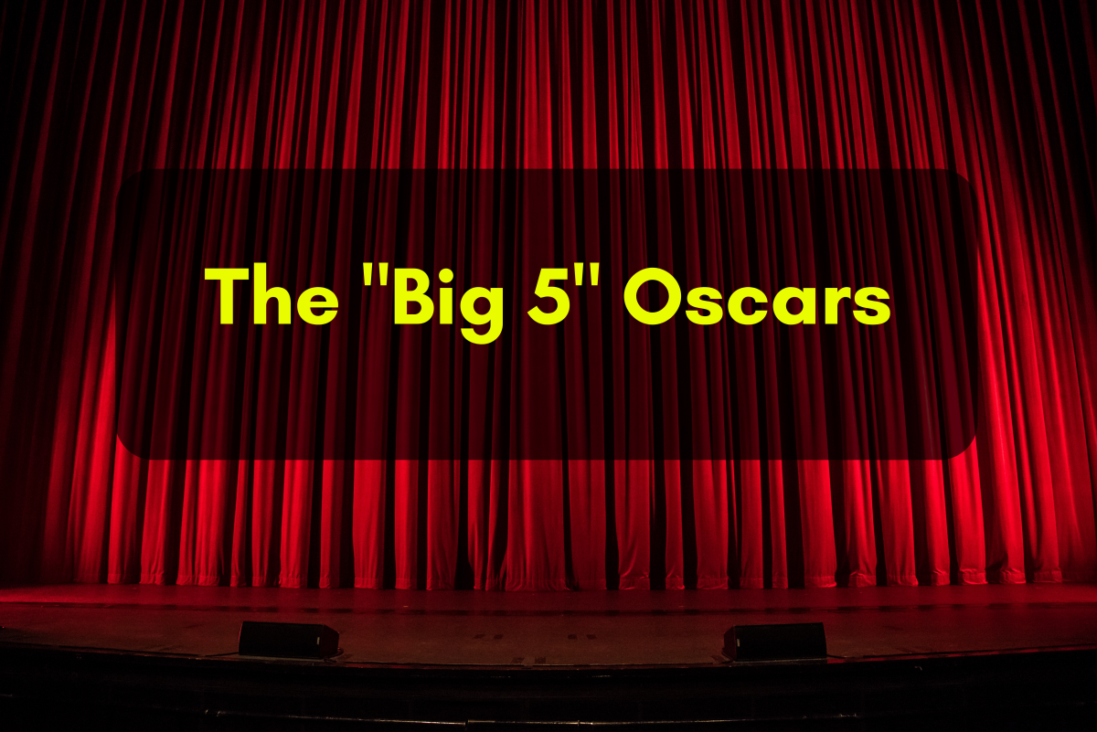 "Which films have won all ""Big 5"" Oscars?"