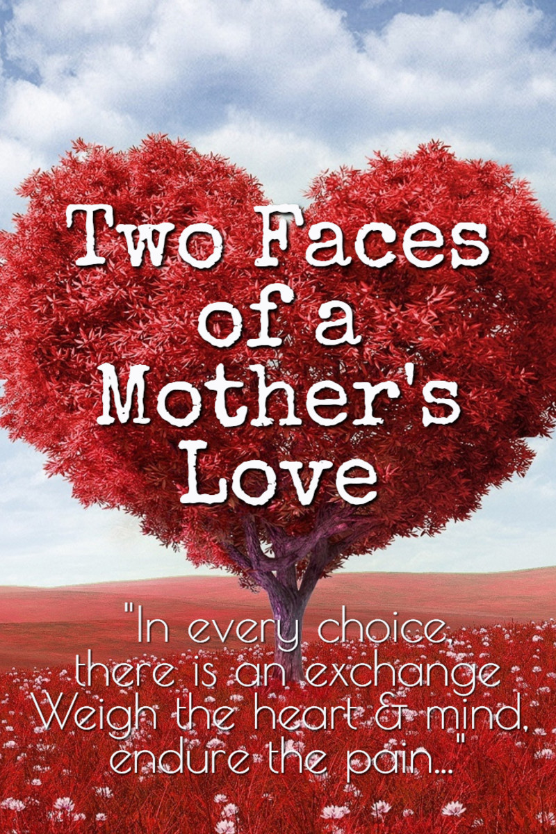 two faces of mother u0026 39 s love