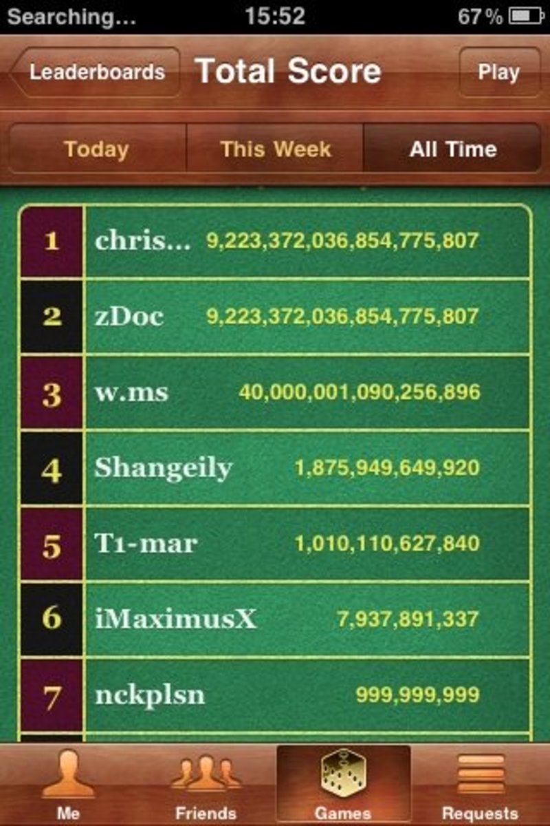 How do People get Such High Scores on Angry Birds? Leaderboard Cheats Revealed