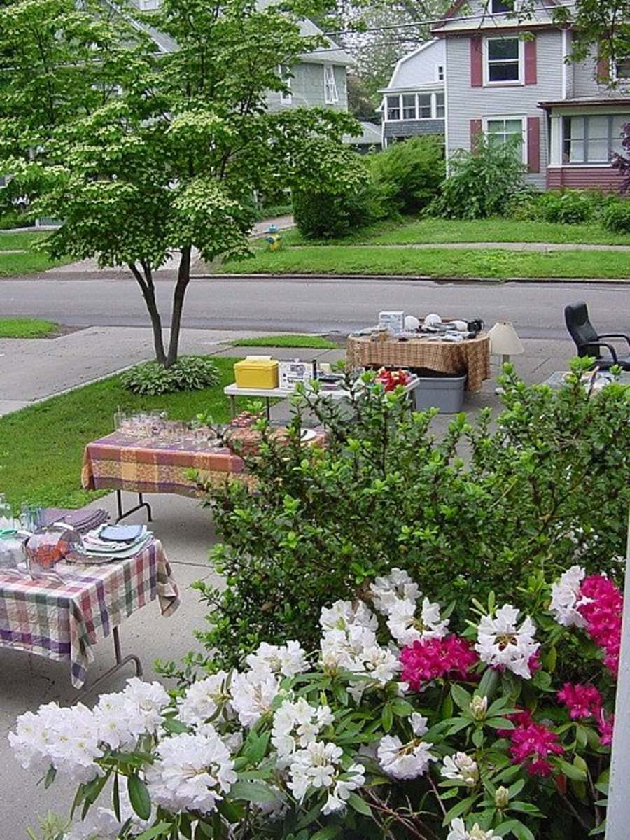 Best Tips For a Successful Garage Sale