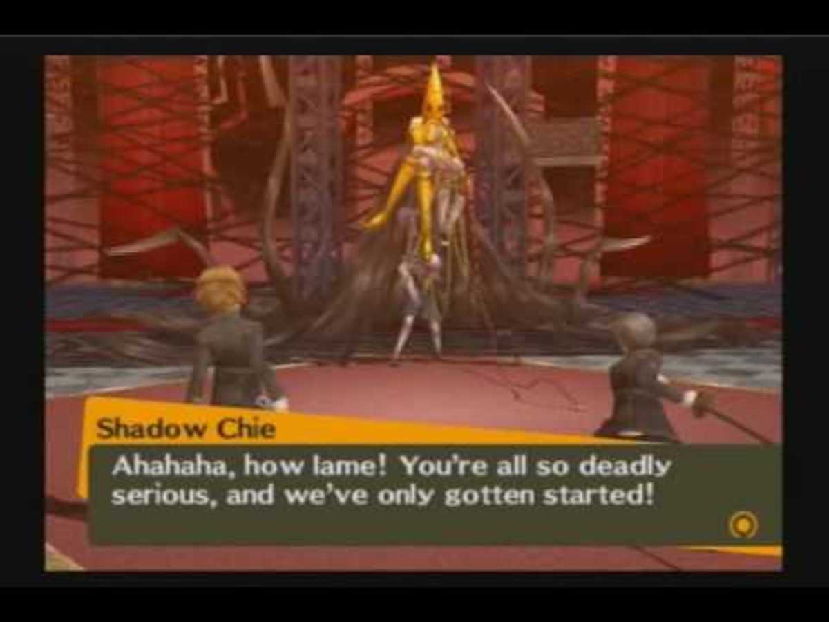 Yeah, kinda do, Chie