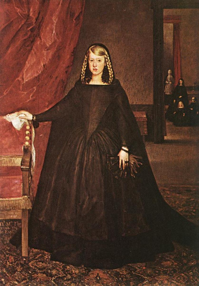 Fashion History - Mourning Dress - Black Clothing Worn During ...