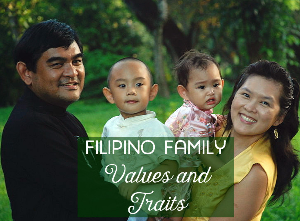 using your filipino values positively T from learning about the values, beliefs, and  as your own how can you contribute positively to the environment of all family members.