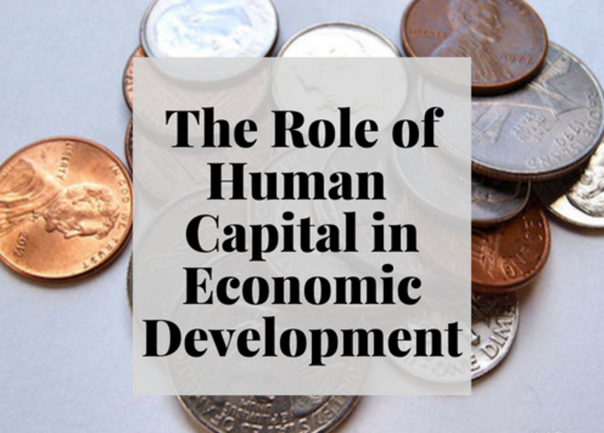 Learn how human capital affects economic development worldwide.