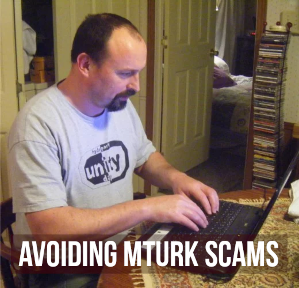 How to Avoid MTurk Scams