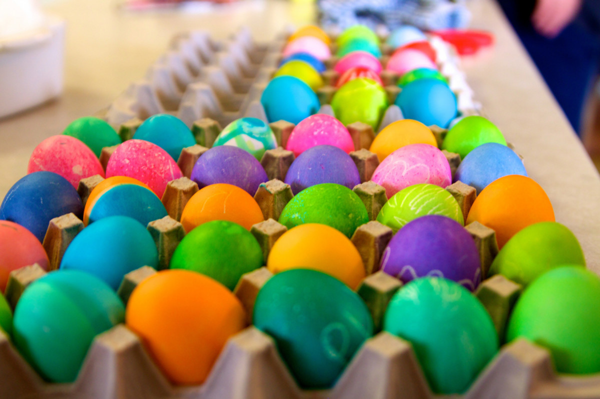 Extreme and Hard Easter Egg Hunt Ideas