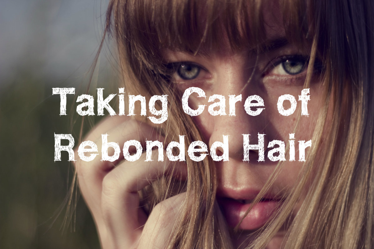 Don't destroy your hair. Use these tips to take care of your hair after rebonding