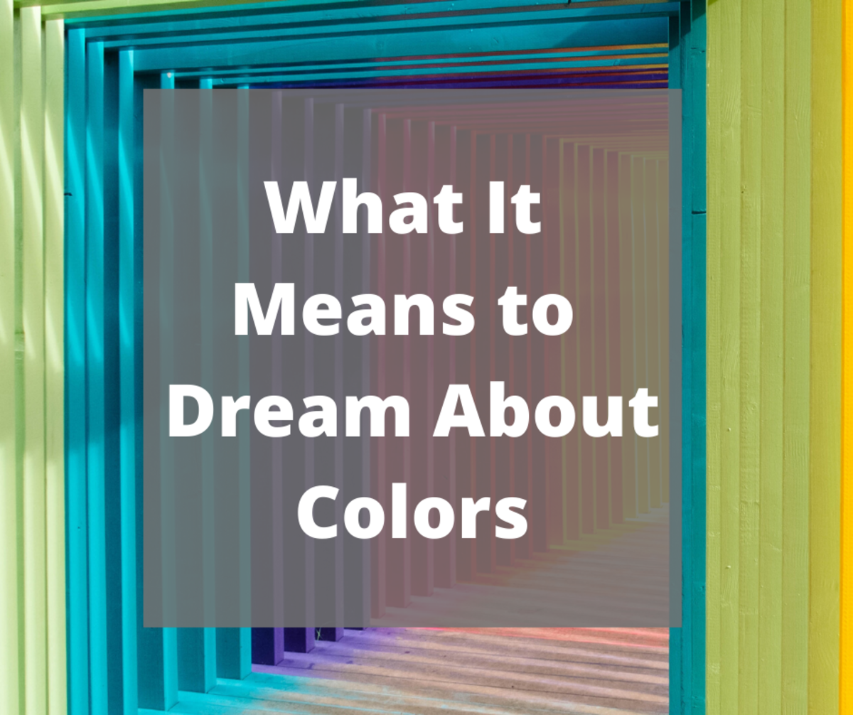What It Means to Dream About Colors: A Dream Dictionary